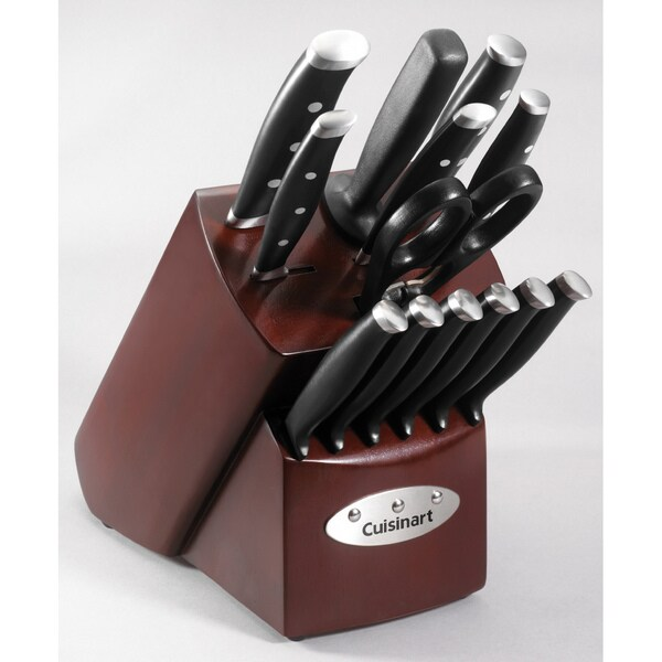 Cuisinart Stainless Steel 14-piece Cutlery Set