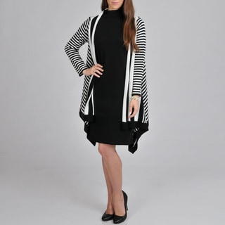 Lennie for Nina Leonard Women's Sweater Dress