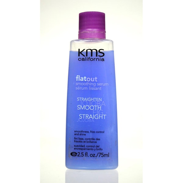 KMS California Flat Out 2.5-ounce Smoothing Serum