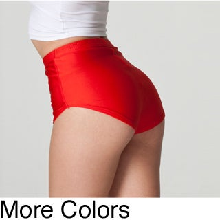 American Apparel Women's Nylon Tricot Short Shorts