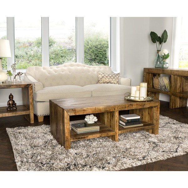 Kosas Home Gaysler Latte Sofa