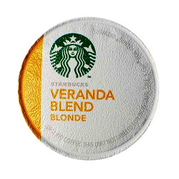 Starbucks Veranda Blend Blonde Coffee K-Cups (160 K-Cups)