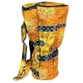 Yellow Celestial Djembe Drum Backpack Bag (Indonesia)