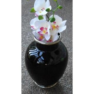 Tanger Style Ceramic Vase (Morocco)