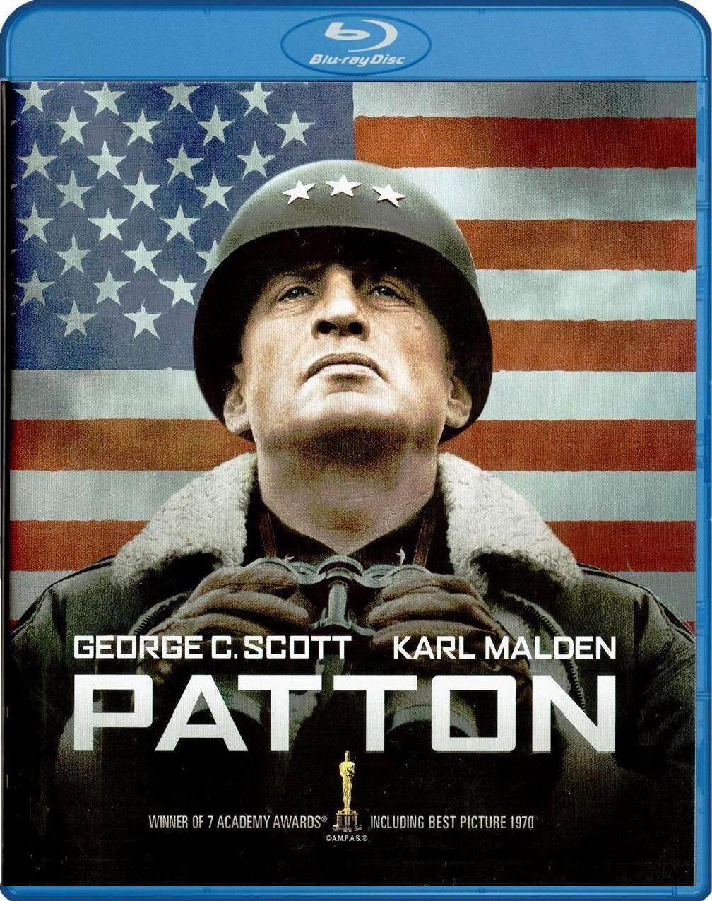 Patton (Blu-ray/DVD)