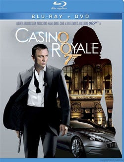 Casino Royale (Blu-ray/DVD)