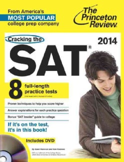 Cracking the SAT 2014