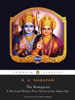 The Ramayana: A Shortened Modern Prose Version of the Indian Epic (Suggested by the Tamil Version of Kamban) (CD-Audio)