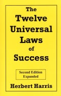 The Twelve Universal Laws of Success (Paperback)