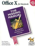 Office X for Macintosh: The Missing Manual (Paperback)
