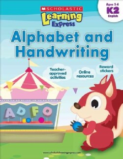 Alphabet and Handwriting (Paperback)