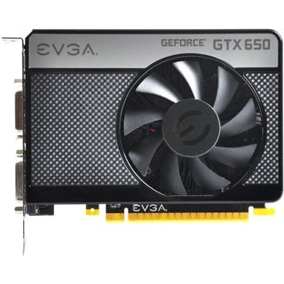 EVGA GeForce GTX 650 Graphic Card - 1058 MHz Core - 1 GB GDDR5 SDRAM