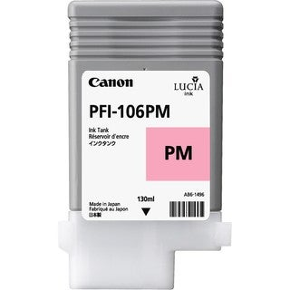 Canon Lucia EX PFI-106PM Ink Cartridge - Photo Magenta