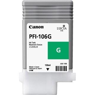 Canon PFI-106G Ink Cartridge - Green