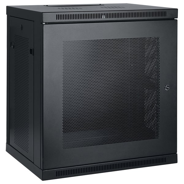 Tripp Lite SmartRack 12U Wall-Mount Rack Enclosure Cabinet