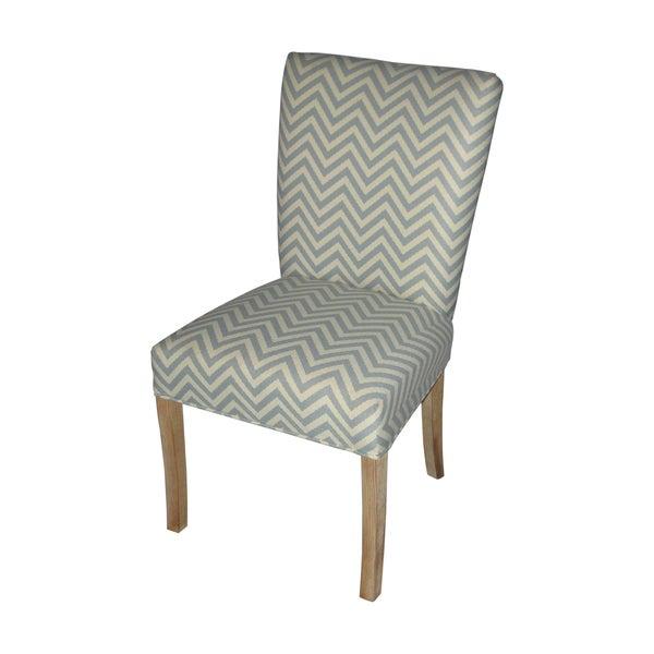 Julia Ziggi Mist Fan Back Chairs (Set of 2)