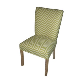Julia Ziggi Citron Fan Back Chairs (Set of 2)