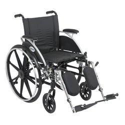 Viper Wheelchair with Various Flip Back Desk Arm Styles