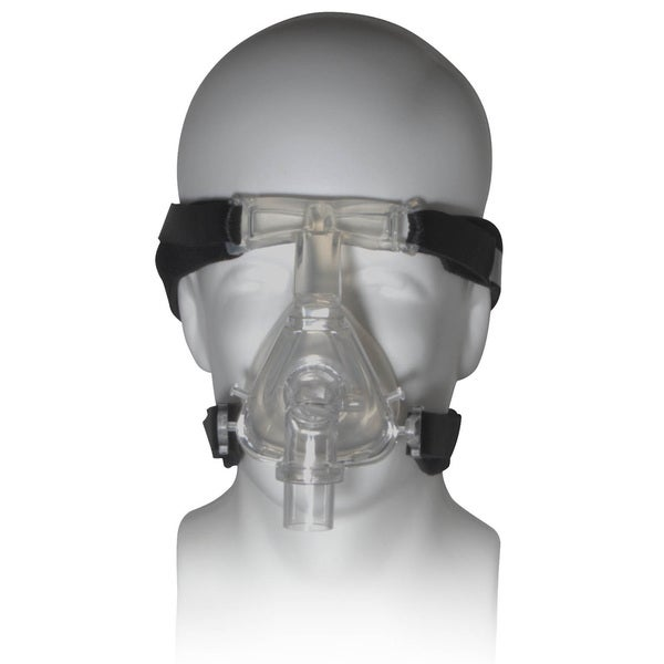 Extreme Comfort Nasal CPAP Mask with Head Gear