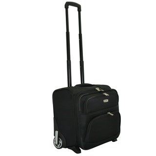 Dejuno Executive Rolling 17-inch Laptop Computer Bag Business Case