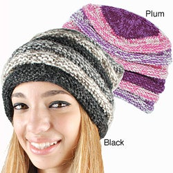 Layered Woolen Hat (Nepal)