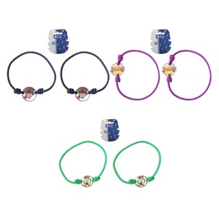 Aminco NBA Stretch Bracelets/ Hair Ties Set of (2)