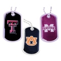 Aminco NCAA Dog Tag Necklace Charm Chain