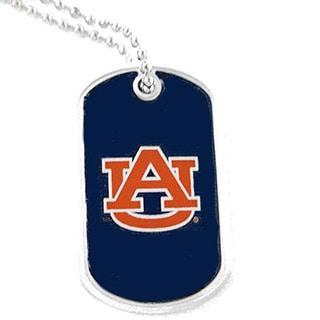Aminco NCAA Dog Tag Necklace Charm Chain
