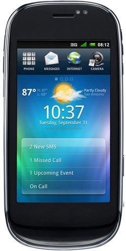 Dell Aero GSM Unlocked Android Cell phone