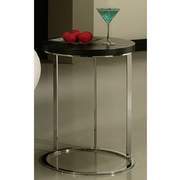 Metro Round End Table