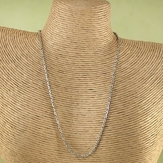Handcrafted Bali Sterling Silver Borobudur 'Symbolic' Necklace (Indonesia)