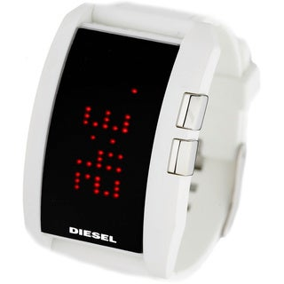 Diesel Men's Digital Plastic Resin Watch