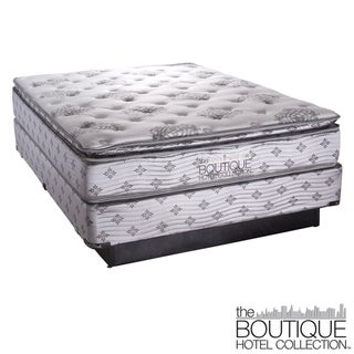 Boutique Hotel Collection Georgia Pillow Top Mattress Set