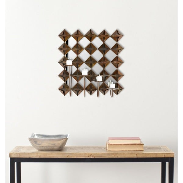 Safavieh Origami Candle Holder Wall Sconce