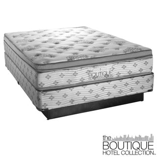 Boutique Hotel Collection Georgia Euro Top Mattress Set