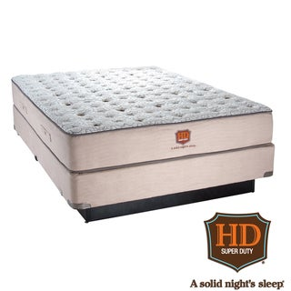 Paramount HD Heavy Duty Fremont Plush Mattress Set