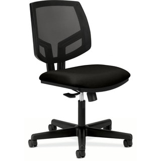 Volt Black Mesh Back Task Chair