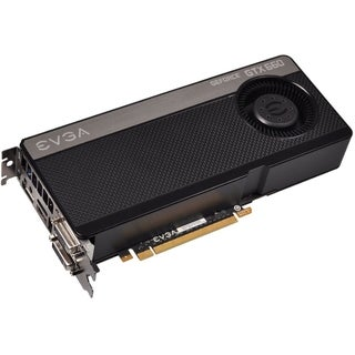 EVGA GeForce GTX 660 Graphic Card - 1046 MHz Core - 2 GB GDDR5 SDRAM