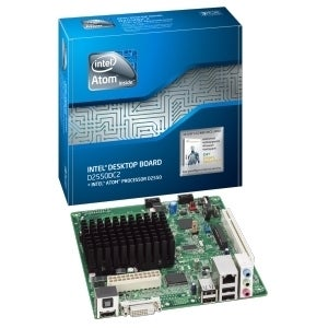 Intel D2550DC2 Desktop Motherboard - Intel NM10 Express Chipset - 1 P