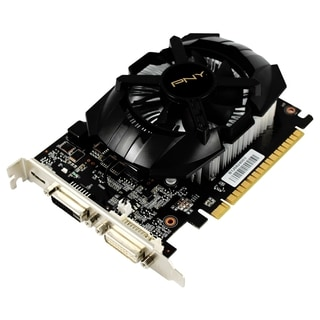 PNY GeForce GTX 650 Graphic Card - 1058 MHz Core - 1 GB GDDR5 SDRAM -