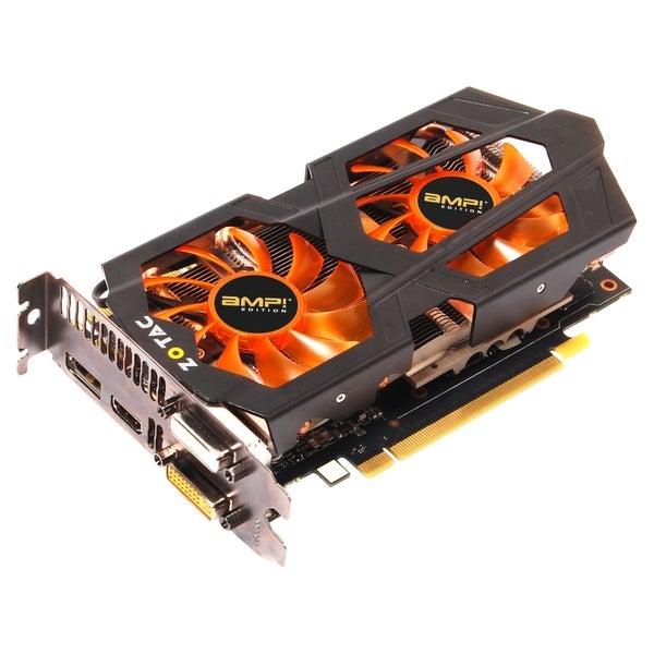 Zotac ZT-60804-10P GeForce GTX 660 Ti Graphic Card - 1.11 GHz Core -