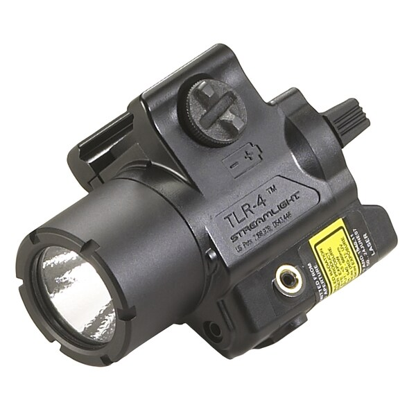 Streamlight TLR-4 Compact Rail Mounted Tactical Light with Laser Sight