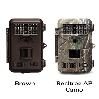 Bushnell 8 Mega Pixel Trophy Cam HD Game Camera With 60-foot Night Vision Flash