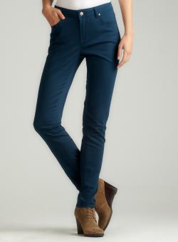 Max Jeans Color Skinny Jean