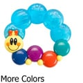 Baby Einstein Caterpillar Rattle and Teether