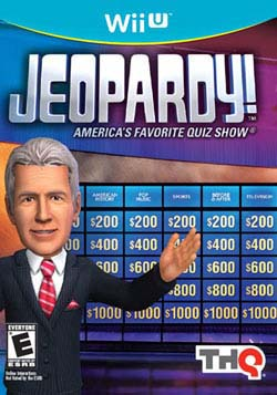 Wii U - Jeopardy!