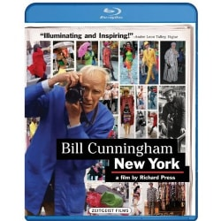 Bill Cunningham New York (Blu-ray Disc)