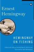 Hemingway on Fishing (Hardcover)