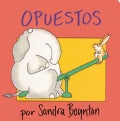 Opuestos / Opposites (Board book)