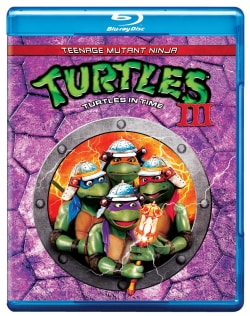 Teenage Mutant Ninja Turtles III (Blu-ray Disc)
